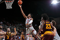 Stanford Basketball M vs Arizona State, January 17, 2018