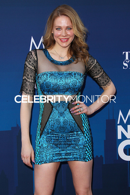 "HOLLYWOOD, LOS ANGELES, CA, USA - APRIL 29: Maitland Ward at the Los Angeles Premiere Of TriStar Pictures' ""Mom's Night Out"" held at the TCL Chinese Theatre IMAX on April 29, 2014 in Hollywood, Los Angeles, California, United States. (Photo by Xavier Collin/Celebrity Monitor)"