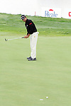 Jyoti Randhawa putts for birdie on the par 3 17th in the final round of the Open de Espana in Madrid...Photo NEWSFILE/Manus O'Reilly.(Photo credit should read Manus O'Reilly/NEWSFILE)....This Picture has been sent you under the condtions enclosed by:.Newsfile Ltd..The Studio,.Millmount Abbey,.Drogheda,.Co Meath..Ireland..Tel: +353(0)41-9871240.Fax: +353(0)41-9871260.GSM: +353(0)86-2500958.email: pictures@newsfile.ie.www.newsfile.ie.FTP: 193.120.102.198..