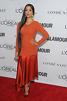 BROOKLYN, NY - NOVEMBER 13: Lilly Singh  at Glamour's 2017 Women Of The Year Awards at the Kings Theater in Brooklyn, New York City on November 13, 2017. Credit: John Palmer/MediaPunch
