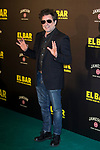 "Andres Calamaro attends the premiere of the film ""El bar"" at Callao Cinema in Madrid, Spain. March 22, 2017. (ALTERPHOTOS / Rodrigo Jimenez)"