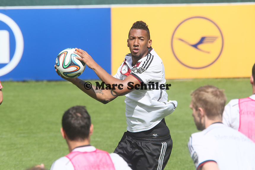 Jerome Boateng - Training der Deutschen Nationalmannschaft  zur WM-Vorbereitung in St. Martin
