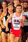 11 MAR 2016:  Ryan Walling of the University of Mississippi runs in the 5000m Run during the Division I Men's Indoor Track & Field Championship held at the Birmingham Crossplex in Birmingham, Al. Tom Ewart/NCAA Photos
