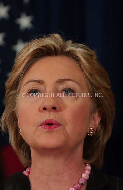 WWW.ACEPIXS.COM . . . . . ....August 30 2007, New York City....Presidntial hopeful Senetor Hillary Rodham Clinton and NY Govenor Elliot Spitzer spoke at a press conference about improving healthcare.....Please byline: KRISTIN CALLAHAN - ACEPIXS.COM.. . . . . . ..Ace Pictures, Inc:  ..tel: (646) 679 0430..e-mail: picturedesk@acepixs.com..web: http://www.acepixs.com