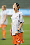 16 May 2008: Carolina's Ali Baker. The Atlanta Silverbacks Women defeated the Carolina Railhawks Women 5-0 at WakeMed Stadium in Cary, NC in a 2008 United Soccer League W-League regular season game.