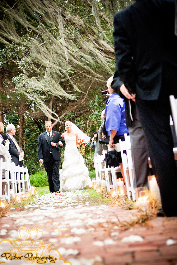 Kelly Ciepcielinski and David Hosmer's wedding on Saturday, November 5, 2011 at Wild Acres Villa in Paisley, Florida. (Chad Pilster of http://www.PilsterPhotography.net)Kelly Ciepcielinski and David Hosmer's wedding on Saturday, November 5, 2011 at Wild Acres Villa in Paisley, Florida. (James Shaffer of http://www.PilsterPhotography.net)