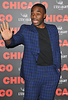 Ore Oduba at the &quot;Chicago&quot; press night, Phoenix Theatre, Charing Cross Road, London, England, UK, on Wednesday 11 April 2018.<br /> CAP/CAN<br /> &copy;CAN/Capital Pictures