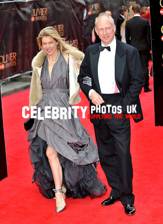 Janie Dee   attends The Laurence Olivier Awards at the Royal Opera House on April 28, 2013 in London Picture By: Brian Jordan / Retna Pictures.. ..-..
