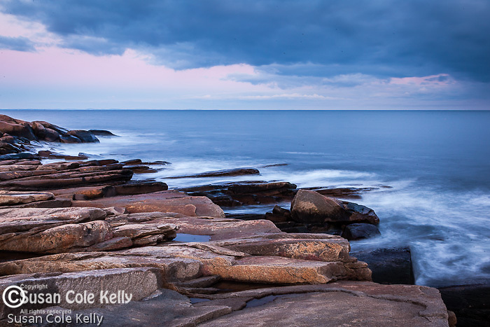 Halibut Point State Park in Rockport, Massachusetts, USA