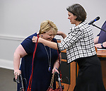 Red and Blue Graduation 2018. Photo by Thomas Graning/Ole Miss Communications