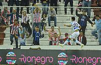 Rionegro Aguilas vs Atletico Junior, 22-11-2018. LA II_2018 Semifinal Ida
