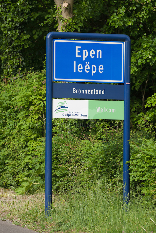 Gemeente bord Epen