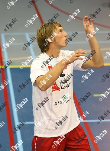 2009-09-06 / Volleybal / seizoen 2009-2010 / Topsport Antwerpen / Iwan Verelst..Foto: Maarten Straetemans (SMB)