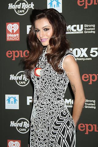 NEW YORK, NY - OCTOBER 04: Cher Lloyd at Hard Rock Rocks Times Square at Hard Rock Cafe, Times Square on October 4, 2012 in New York City. ©RW/MediaPunch Inc.