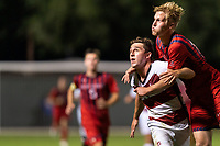 Stanford, CA - August 20, 2019 Stanford wins a 3 - 0 exhibition game victory against St Mary's at Cagan Stadium
