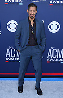 07 April 2019 - Las Vegas, NV - Jay Hernandez. 54th Annual ACM Awards Arrivals at MGM Grand Garden Arena. Photo Credit: MJT/AdMedia<br /> CAP/ADM/MJT<br /> &copy; MJT/ADM/Capital Pictures