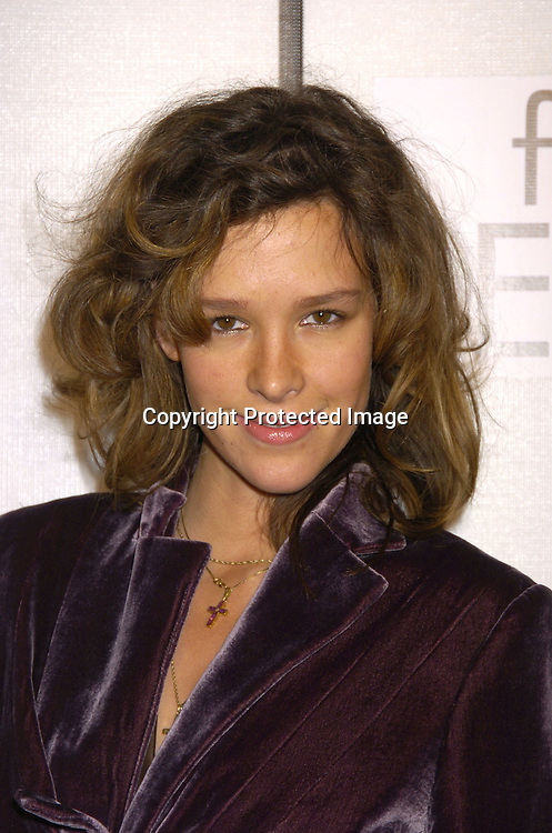 "Paz De La Huerta ..at the world Premiere of ""Fierce People"" at the Tribeca Film Festival on April 24, 2005 at the Tribeca Performing Arts Center. ..Photo by Robin Platzer, Twin Images"