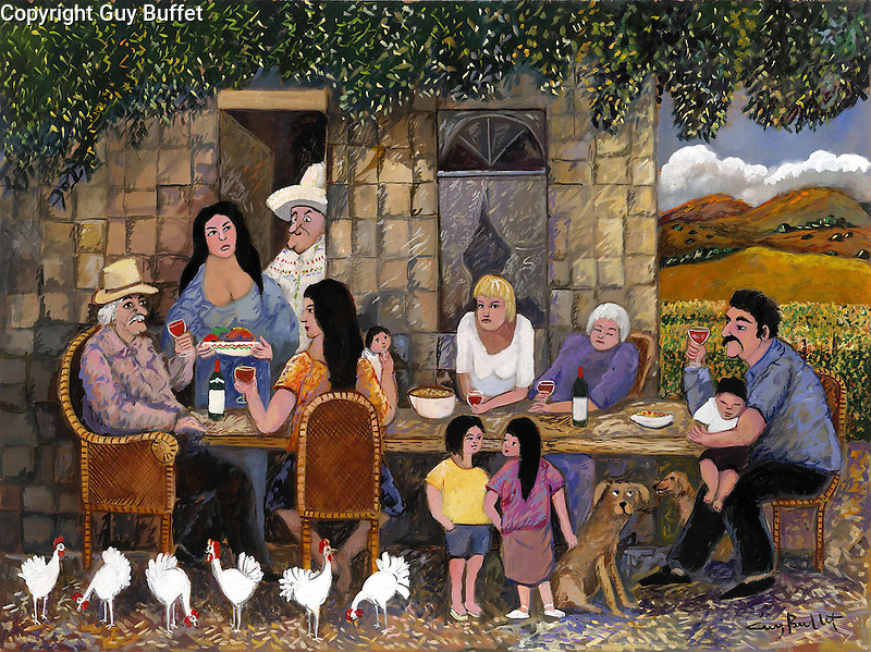 &quot;California Early Days&quot;<br />