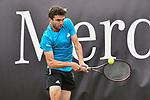 11.06.2019, Tennisclub Weissenhof e. V., Stuttgart, GER, Mercedes Cup 2019, ATP 250, Peter GOJOWCZYK (GER) vs Gilles SIMON (FRA)  <br /> <br /> im Bild Gilles SIMON (FRA)<br /> <br /> Foto © nordphoto/Mauelshagen