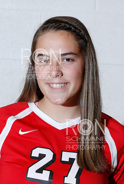 2017 Wadsworth Volleyball - Kacie Evans