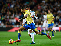 Real Madrid's  and UD Las Palmas' vitolo during La Liga match. November 5,2017. (ALTERPHOTOS/Inma Garcia)