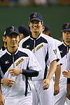Shohei Otani (JPN), <br /> NOVEMBER 14, 2014 - Baseball : <br /> 2014 All Star Series Game 2 <br /> between Japan and MLB All Stars <br /> at Tokyo Dome in Tokyo, Japan. <br /> (Photo by YUTAKA/AFLO SPORT)[1040]