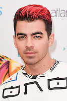 Joe Jonas of DNCE at WE Day 2016 at Wembley Arena, London.<br /> March 9, 2016  London, UK<br /> Picture: Steve Vas / Featureflash