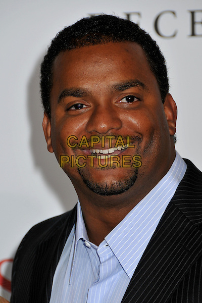 "ALFONSO RIBEIRO.""Seven Pounds"" Los Angeles Premiere at Mann's Village Theatre, Westwood, California, USA..December 16th, 2008.headshot portrait goatee facial hair .CAP/ADM/BP.©Byron Purvis/AdMedia/Capital Pictures."