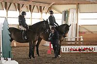 Vanessa Furfaro, Rina, Paige West, Bonnie, Margie Gayford Clinic, Skyland Stables, Horse