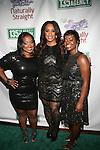 Shante Bacon, Charlene Dance and Saptosa Foster Attend 135th Street Agency Holiday Party Featuring the Beautiful Textures 2014 Upfront! And Special Performance by Atlantic Records' Sevyn Streeter Hosted by Angela Yee, Angela Simmons and Sway Calloway Held at Arena, NY