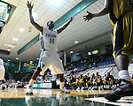 Tulane downs Alabama St., 84-69, in men's basketball action at Fogelman Arena.