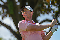 Rory McIlroy (NIR) watches his tee shot on 2 during round 3 of the Arnold Palmer Invitational at Bay Hill Golf Club, Bay Hill, Florida. 3/9/2019.<br /> Picture: Golffile | Ken Murray<br /> <br /> <br /> All photo usage must carry mandatory copyright credit (&copy; Golffile | Ken Murray)