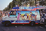 Mini-Velo Truck at Tour De France