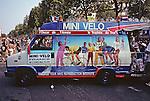 Mini-Velo Truck at Tour De France