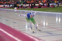 SPEEDSKATING: HAMAR: Vikingskipet, 29-02-2020, ISU World Speed Skating Championships, Sprint, 1000m Ladies, Hanna Nifantava (BLR), ©photo Martin de Jong