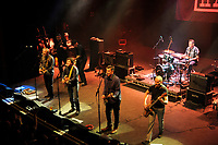 LONDON, ENGLAND - APRIL 15: 'The Men They Couldn't Hang' performing at Shepherd's Bush Empire on April 15, 2017 in London, England.<br /> CAP/MAR<br /> &copy;MAR/Capital Pictures