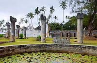 Sultans Palace,Zanzibar,Tanzania