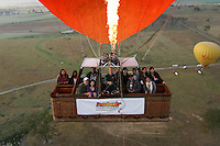 20131016 October 16 Hot Air Balloon Gold Coast