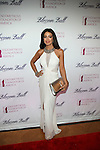 Model and Actress Sahar Biniaz Attends The 6th Annual Blossom Ball Hosted By Padma Lakshmi and Tamer Seckin, MD at 583 Park, NY