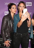 NEW YORK, NY - NOVEMBER 2:  Katie Maloney and Kristen Doute  pictured as BRAVO's 'Vanderpump Rules' cast at the kick-off of first ever 'VanderCrawl' bar crawl in New York, New York on November 2, 2016. Credit: Rainmaker Photo/MediaPunch
