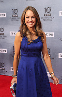 Los Angeles CA Apr 11: Claudia Cowan, arrive to 2019 TCM Classic Film Festival Opening Night Gala And 30th Anniversary Screening Of &quot;When Harry Met Sally&quot;, TCL Chinese Theatre, Los Angeles, USA on April 11, 2019 <br /> CAP/MPI/FS<br /> &copy;FS/MPI/Capital Pictures