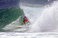 WAYNE RABBIT BARTHOLOMEW (AUS) surfing at Kirra Beach, Coolangatta , Queensland, Australia.  Circa 1990. Photo: joliphotos.com