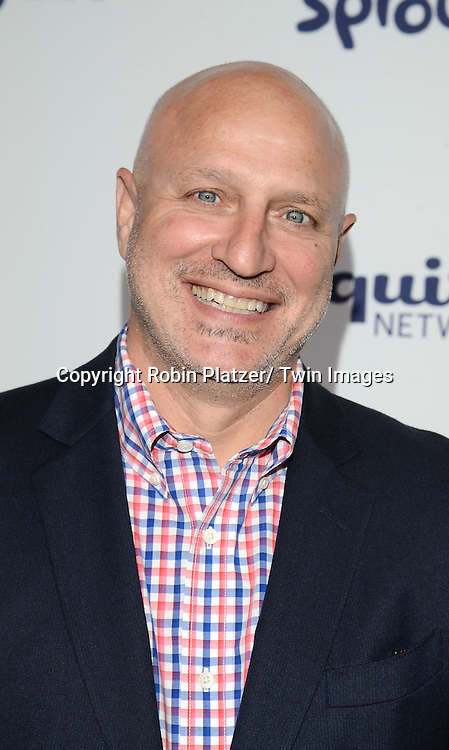 Tom Colicchio of &quot;Top Chef&quot;attends the NBCUniversal Cable Entertainment Upfront <br /> on May 15, 2014 at The Javits Center North Hall in New York City, New York, USA.