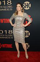 6 January 2018 - Los Angeles, California - Madchen Amick. Showtime Golden Globe Nominee Celebration held at the Sunset Tower Hotel in Los Angeles. Photo Credit: AdMedia