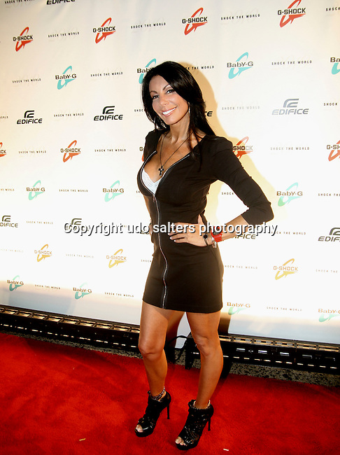 The Real Houswives of New Jersey Danielle Staub Attends Casio's Shock The World 2010 Event at The Manhattan Center, NY 8/2/10 Danielle Staub Attends Casio's Shock The World 2010 Event at The Manhattan Center, NY 8/2/10