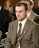 Jack Connolly (UMD) - The 2012 Hobey Baker Award ceremony was held at MacDill Air Force Base on Friday, April 6, 2012, in Tampa, Florida.