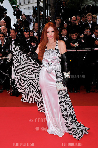 "Phoebe Price at the gala premiere of ""Vicky Cristina Barcelona"" at the 61st Annual International Film Festival de Cannes..May 17, 2008  Cannes, France..Picture: Paul Smith / Featureflash"