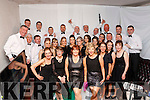 "The dancers who performed last Saturday night in the Tournafulla GAA & Camogie Club  "" Strictly Come Dancing"" fundraiser in  the Devon Inn Hotel Templeglantine."