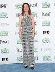 Robin Weigert<br /> <br /> <br />  attends The 2014 Film Independent Spirit Awards held at Santa Monica Beach in Santa Monica, California on March 01,2014                                                                               © 2014 Hollywood Press Agency