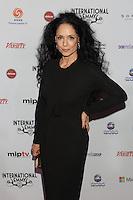 NEW YORK, NY - NOVEMBER 19: Sonia Braga at the 40th International Emmy Awards in New York. November 19, 2012. © Diego Corredor/MediaPunch Inc. /NortePhoto